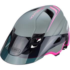 ABUS Montrailer MTB-Helmet fuchsia pink